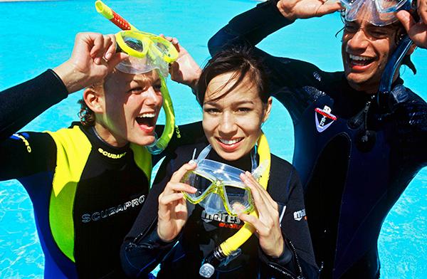 PADI Divers